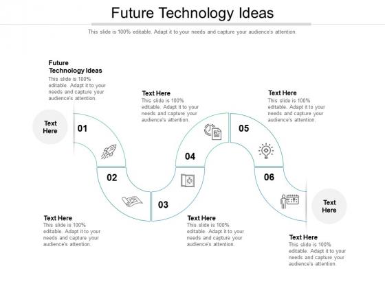 Future Technology Ideas Ppt PowerPoint Presentation Styles Maker Cpb Pdf