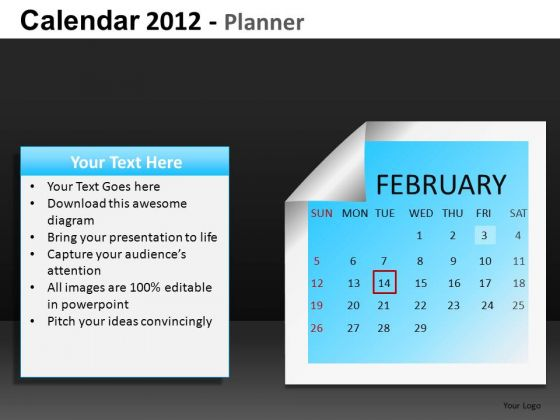February 2012 PowerPoint Slides