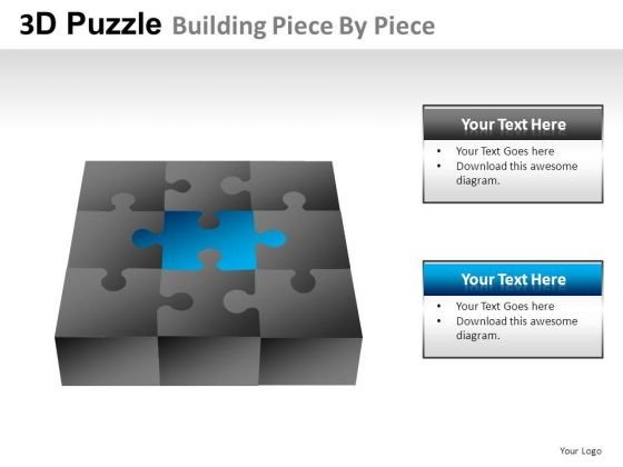 Final Puzzle Piece PowerPoint Slides And Ppt Diagram Templates