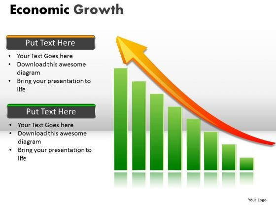 Financial Growth Targets PowerPoint Templates And Economic Targets Ppt
