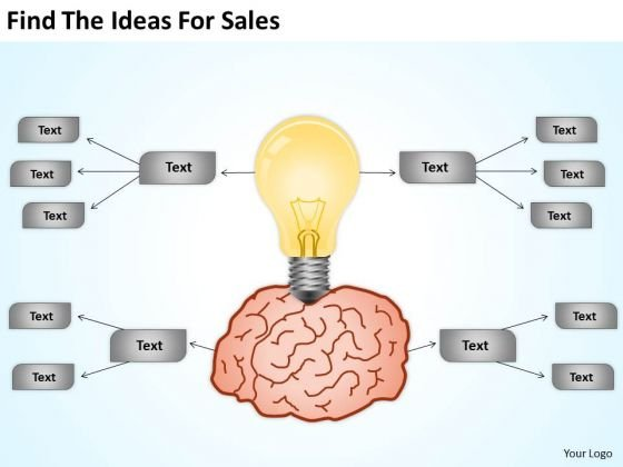 Find The Ideas For Sales Ppt Business Plan Template PowerPoint Slides