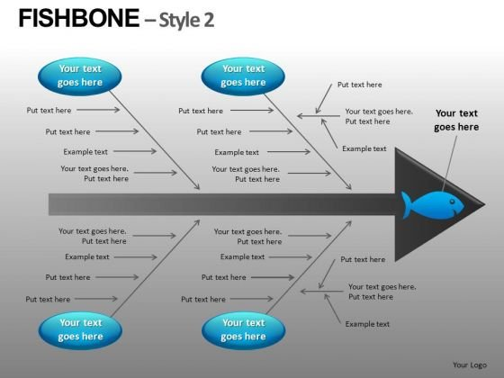 Fishbone Diagram Ppt Slides Download