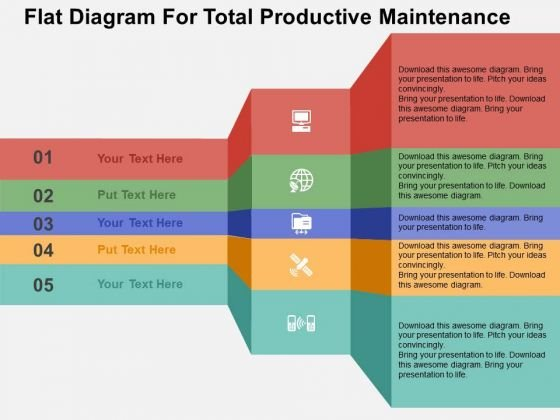 Maintenance PowerPoint templates, Slides and Graphics