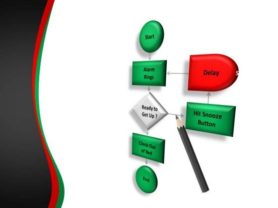 Flow Chart Generator PowerPoint Slides