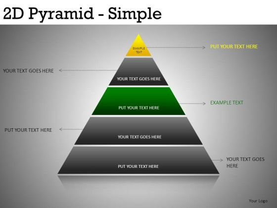Food Pyramid PowerPoint Slides