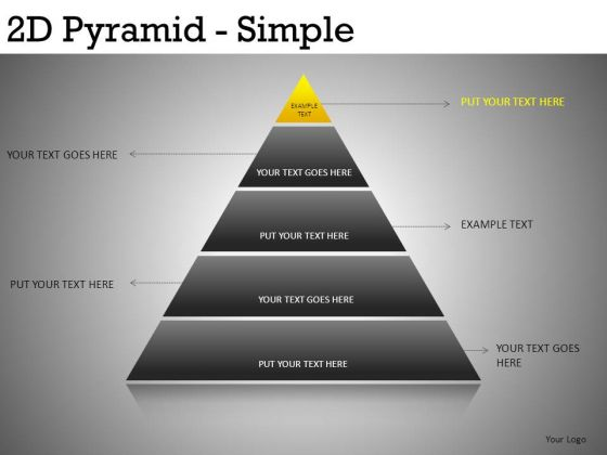 Food Pyramid PowerPoint Templates And Pyramid Ppt Slides