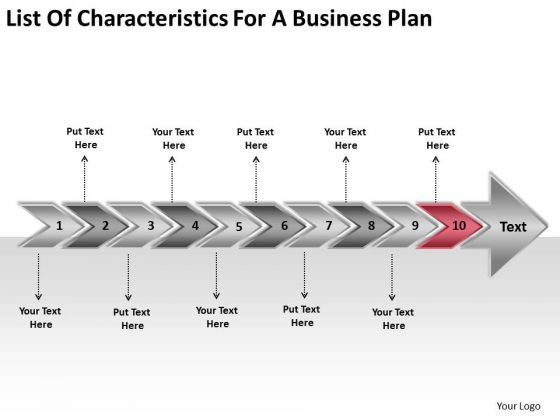 For A New Business PowerPoint Presentation Plan Business Flow Chart Maker Free Slides