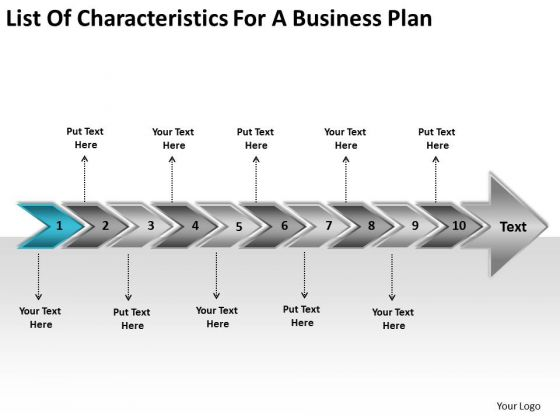 For A New Business PowerPoint Presentation Plan Flow Chart Maker Free Slides