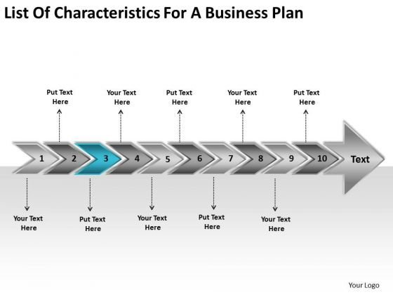 For A World Business PowerPoint Templates Plan Business Flow Chart Examples