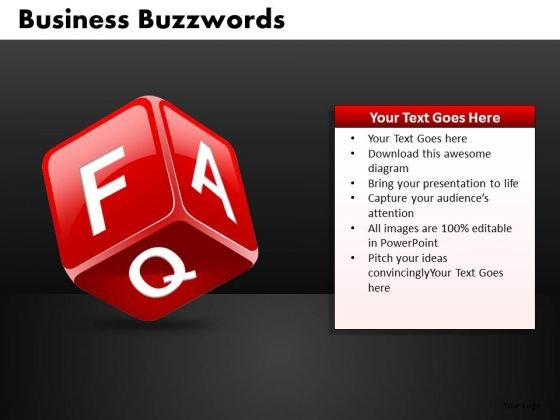 Frequently Asked Questions PowerPoint Templates