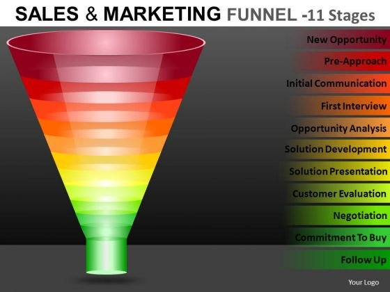 Funnel Diagram PowerPoint Templates