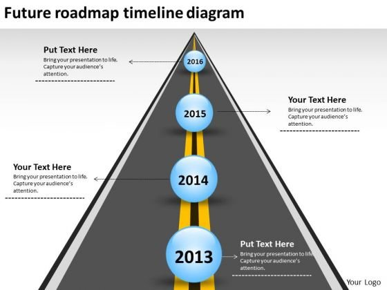 Roadmap PowerPoint Templates Slides And Graphics - Timeline roadmap template