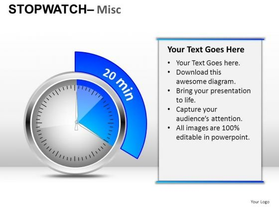 Future Stopwatch Misc PowerPoint Slides And Ppt Diagram Templates