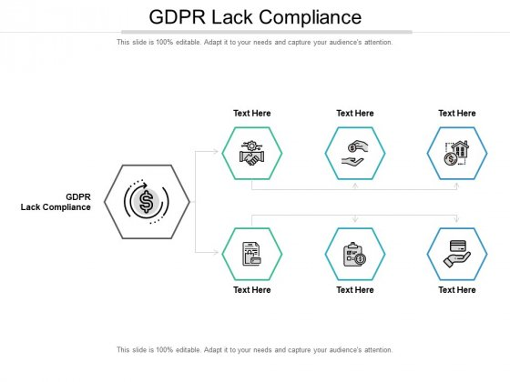 GDPR Lack Compliance Ppt PowerPoint Presentation Icon Background Images Cpb Pdf