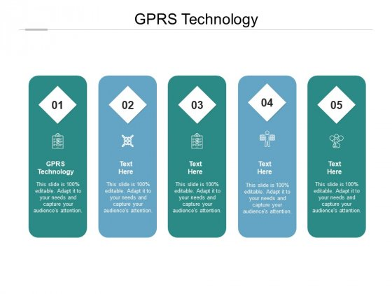 GPRS Technology Ppt PowerPoint Presentation Layouts Show Cpb Pdf