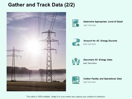 Gather And Track Data Operational Ppt PowerPoint Presentation Ideas Graphic Tips