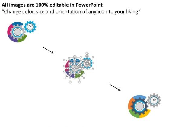 Gear_Clock_For_Strategic_Marketing_Process_Powerpoint_Template_2