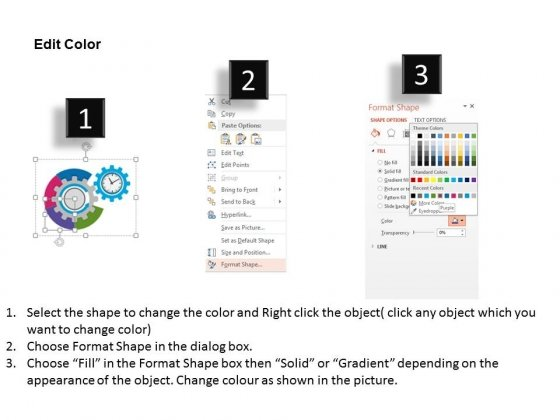 Gear_Clock_For_Strategic_Marketing_Process_Powerpoint_Template_4