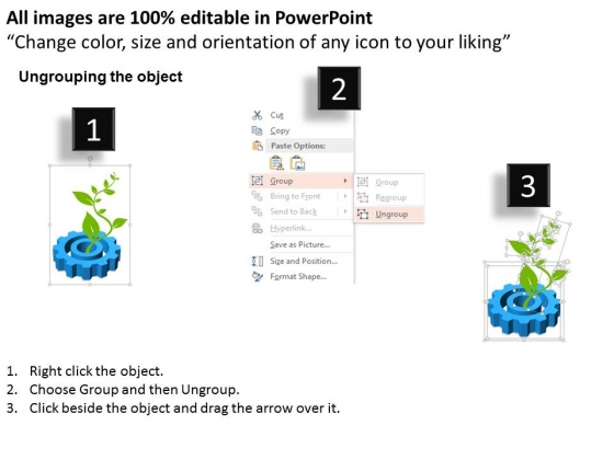Gear_With_Plant_For_Growth_Indication_Powerpoint_Template_2