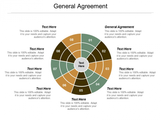 General Agreement Ppt Powerpoint Presentation Professional Graphics Cpb