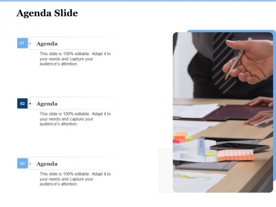 Generate Digitalization Roadmap For Business Agenda Slide Themes PDF