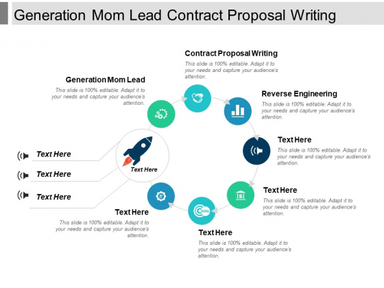 Generation Mom Lead Contract Proposal Writing Reverse Engineering Ppt PowerPoint Presentation Professional Graphics Download