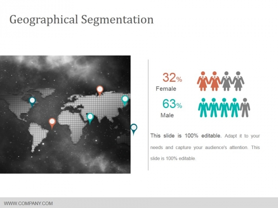 Geographical Segmentation Ppt Powerpoint Presentation Outline Format Ideas