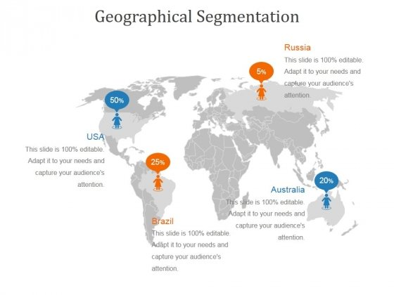 Geographical Segmentation Ppt PowerPoint Presentation Show
