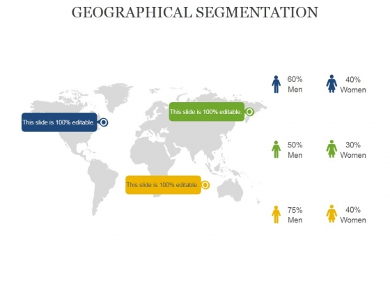 Geographical Segmentation Ppt PowerPoint Presentation Styles Grid
