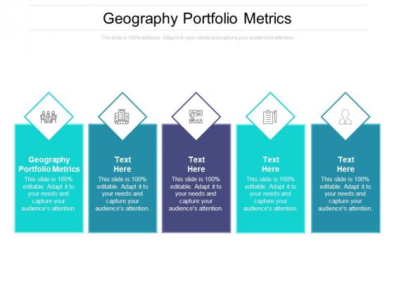 Geography Portfolio Metrics Ppt PowerPoint Presentation File Graphic Tips Cpb Pdf