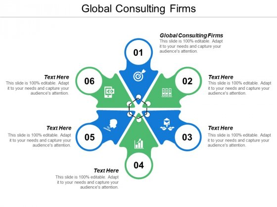 Global Consulting Firms Ppt Powerpoint Presentation Ideas Graphics Design Cpb