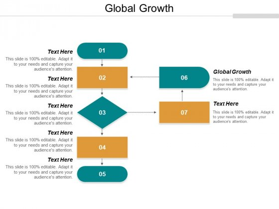 Global Growth Ppt PowerPoint Presentation Styles Vector Cpb