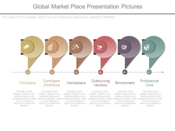 Global Market Place Presentation Pictures