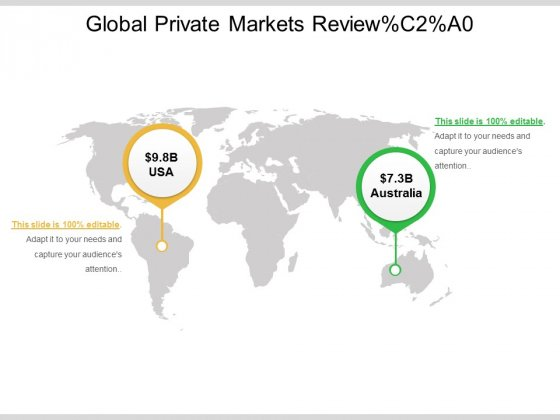 Global Private Markets Review C2 Ppt PowerPoint Presentation Icon Infographics
