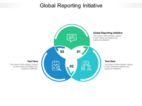 Global Reporting Initiative Ppt PowerPoint Presentation Infographic Template Portfolio Cpb Pdf