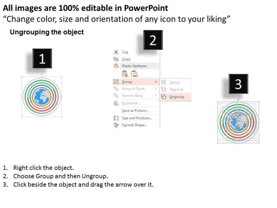Globe_With_Concentric_Circle_Diagram_Powerpoint_Template_2
