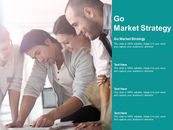 Go Market Strategy Ppt PowerPoint Presentation Inspiration Skills Cpb