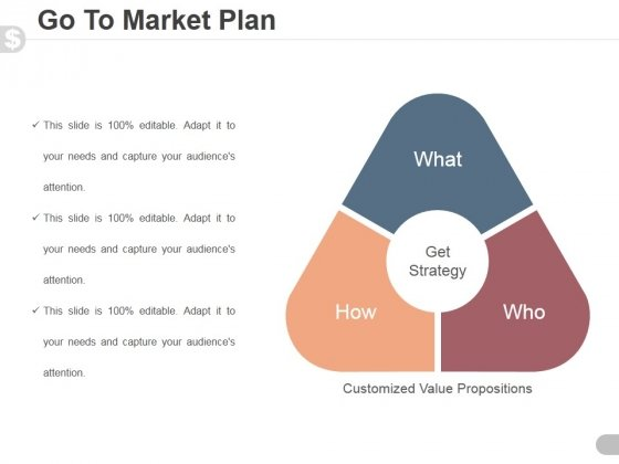 Go To Market Plan Ppt PowerPoint Presentation Inspiration