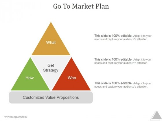 Go To Market Plan Ppt PowerPoint Presentation Introduction