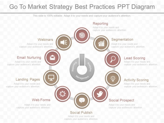 Go_To_Market_Strategy_Best_Practices_Ppt_Diagram_1