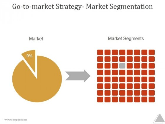 Go To Market Strategy Market Segmentation Ppt PowerPoint Presentation Design Templates