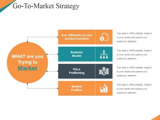 Go To Market Strategy Template 4 Ppt PowerPoint Presentation Professional Background Image