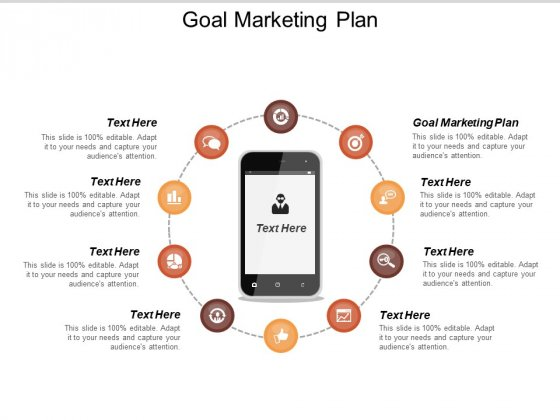 Goal Marketing Plan Ppt PowerPoint Presentation Infographics Visuals