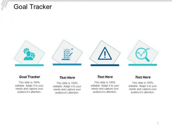 Goal Tracker Ppt PowerPoint Presentation Icon Background Cpb