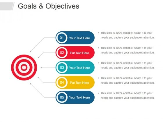 Goals And Objectives Ppt PowerPoint Presentation Layouts Designs Download
