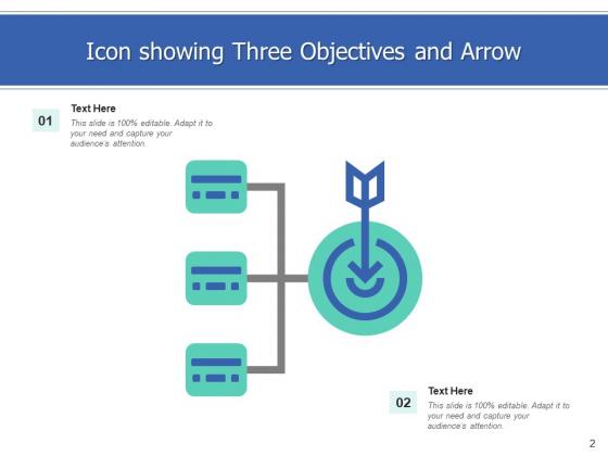 Goals_Icon_Objectives_Arrows_Ppt_PowerPoint_Presentation_Complete_Deck_Slide_2