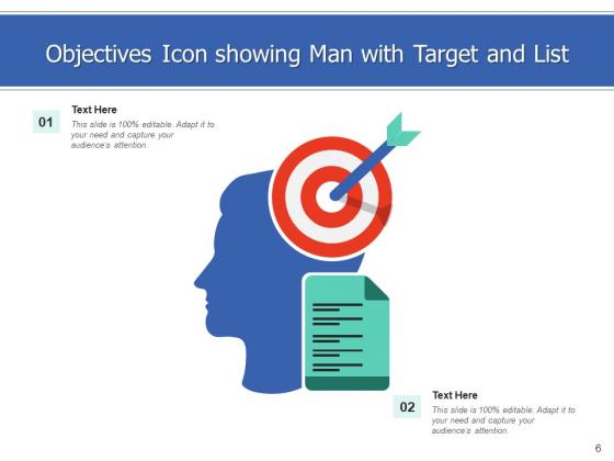 Goals_Icon_Objectives_Arrows_Ppt_PowerPoint_Presentation_Complete_Deck_Slide_6
