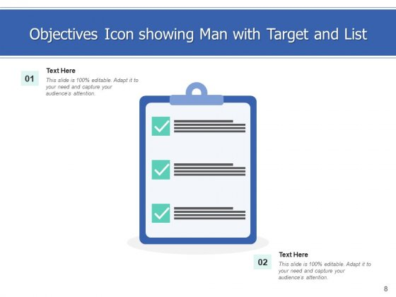Goals_Icon_Objectives_Arrows_Ppt_PowerPoint_Presentation_Complete_Deck_Slide_8