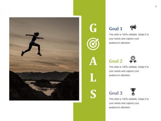 Goals Ppt PowerPoint Presentation Summary Tips