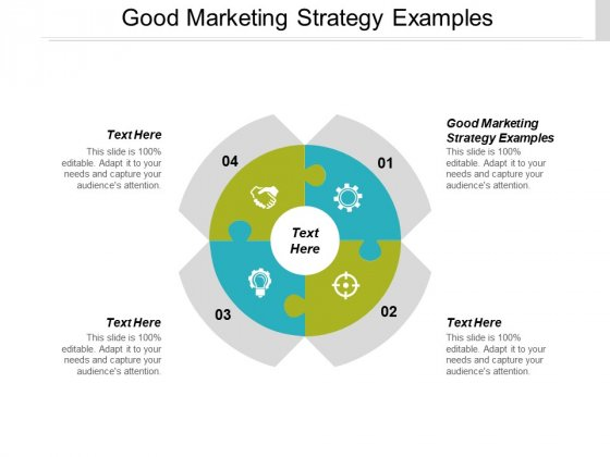 Good Marketing Strategy Examples Ppt PowerPoint Presentation Layouts Graphics Cpb